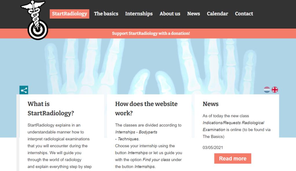 Start Radiology