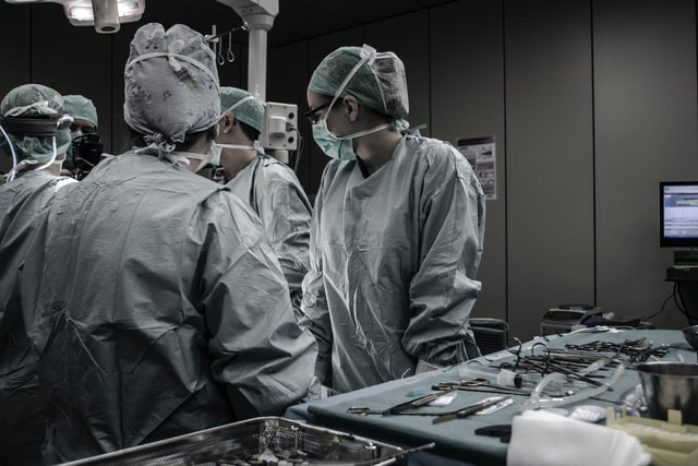 Shadowing A Surgeon